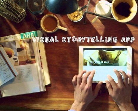 Con Steller e Storehouse il visual storytelling è a portata di app - Ninja Marketing | Storytelling aziendale | Scoop.it