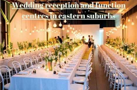Flexible Wedding Venues In Adelaide Jdf Recep
