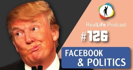 RealLife Radio #126 - Facebook and American Politics - RealLife English | Mundos Virtuales, Educacion Conectada y Aprendizaje de Lenguas | Scoop.it