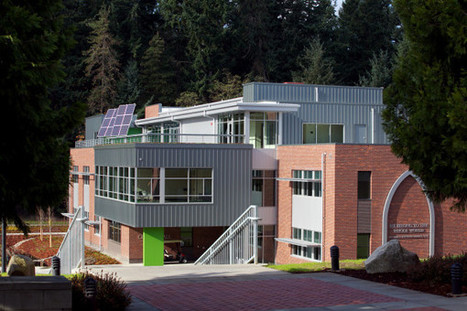 World's Third-Highest LEED-Certified Structure Built On The Cheap - EarthTechling | Ecological Construction | Scoop.it