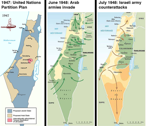9 questions about the Israel-Palestine conflict you were too embarrassed to ask | NGOs in Human Rights, Peace and Development | Scoop.it