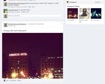 Facebook Teste Un Nouveau Journal Avec Une Seule Colonne Principale | Emarketinglicious.fr | Social Media for dummies | Scoop.it