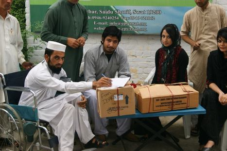 Disability Empowerment Project in Swat | Facebook | iEARN in Action | Scoop.it