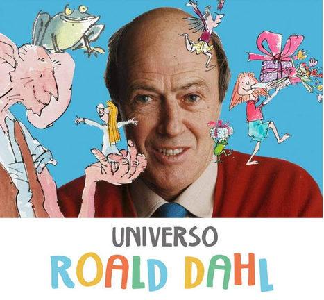 El Universo Roald Dahl o como integrar diferentes asignaturas en un proyecto común   LOS PROYECTOS EN EL AULA DE PRIMARIA   Scoop.it