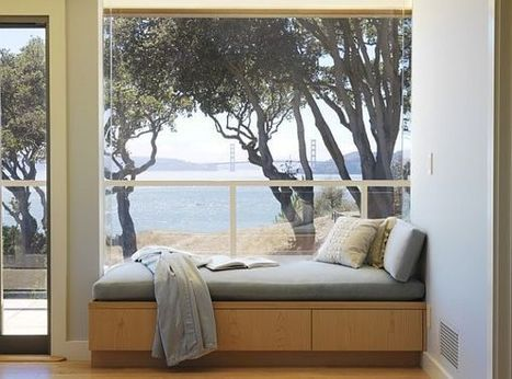 17 Cozy Reading Nooks Design Ideas | Design | News, E-learning, Architecture of the future at news.arcilook.com | Architecture e-learning | Scoop.it
