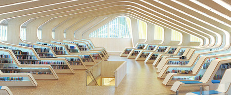 The Revolution at Your Community Library | Public Library Design and Existentialism | Scoop.it