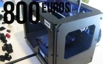 L'imprimante 3D, la nouveauté qui va bouleverser nos modes de vie.   Sport connecté et quantified self   Scoop.it