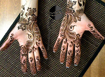 Lndian Mehndi Designs For Hands Beautiful Meh