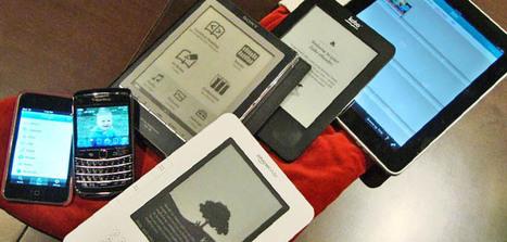 Como ler ebooks Kindle, Kobo e outros sem comprar um e-reader ...   Evolução da Leitura Online   Scoop.it