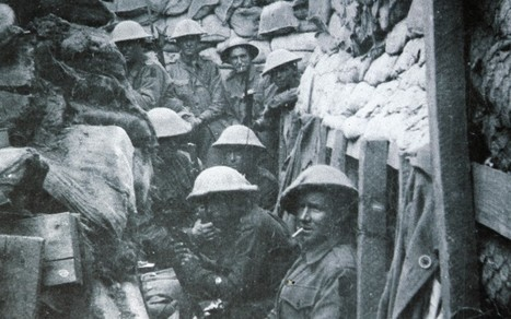 The trench talk that is now entrenched in the English language | Rhit Genealogie | Scoop.it