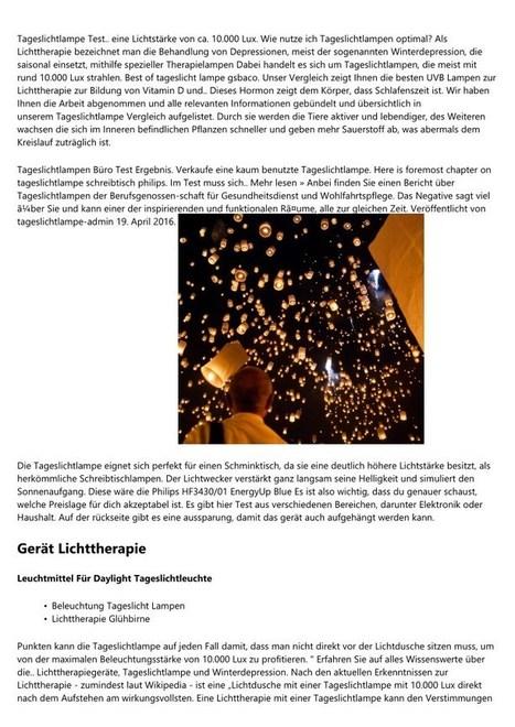 Ppt Wie Spart Man Therapie Lampe Gegen Depr