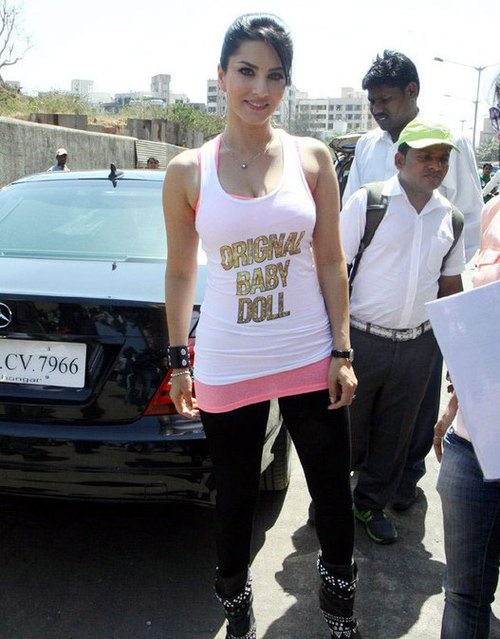 Sončna Leone Latest Hot Fotke Sunny Leone Latest Hot-2514