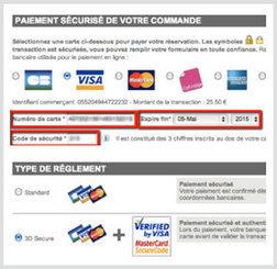 Sécuriser vos moyens de paiement sur internet - Caisse d'Epargne | loire valley | Scoop.it
