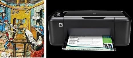 Gutenberg: la primera revolución informática - SobreHistoria.com | Educacion, ecologia y TIC | Scoop.it