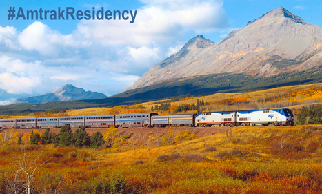 #AmtrakResidency: Application Form | Authors in Motion | Scoop.it