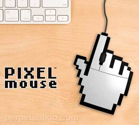 Pixel Mouse | All Geeks | Scoop.it