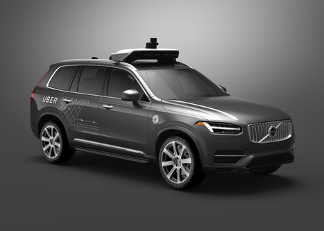 Uber's self-driving taxis to arrive in Pittsburgh this month   What's new in Design + Architecture?   Scoop.it