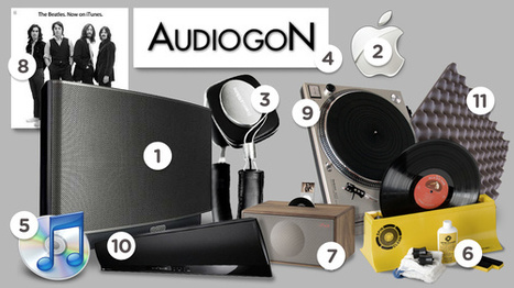 Awesome Gifts for Audio Geeks | All Geeks | Scoop.it
