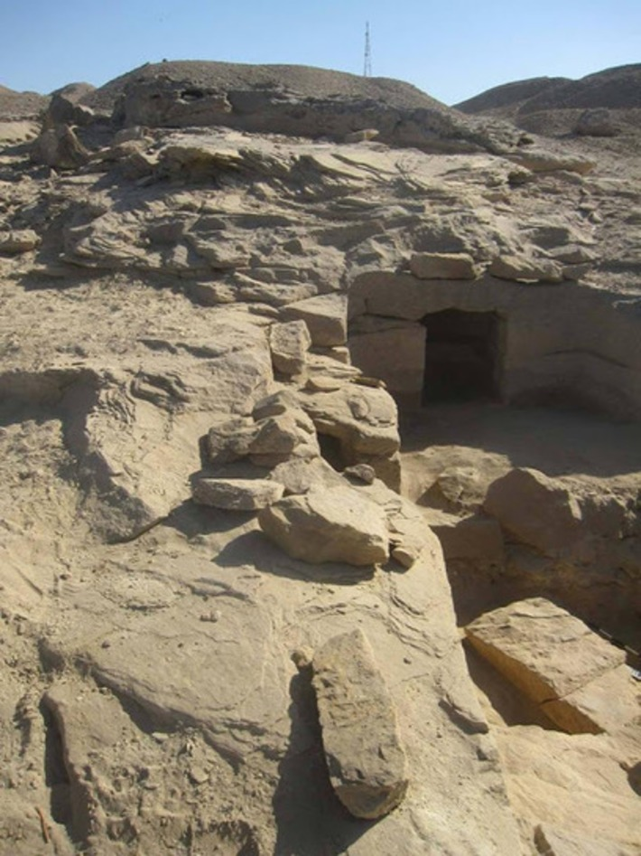 New tombs discovered at Gebel Al-Silsila area in Aswan | The Archaeology News Network | Kiosque du monde : Afrique | Scoop.it