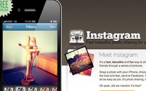 Instagram, les marques en quête de stratégie! | influence digitale ... | Belgitude | Scoop.it
