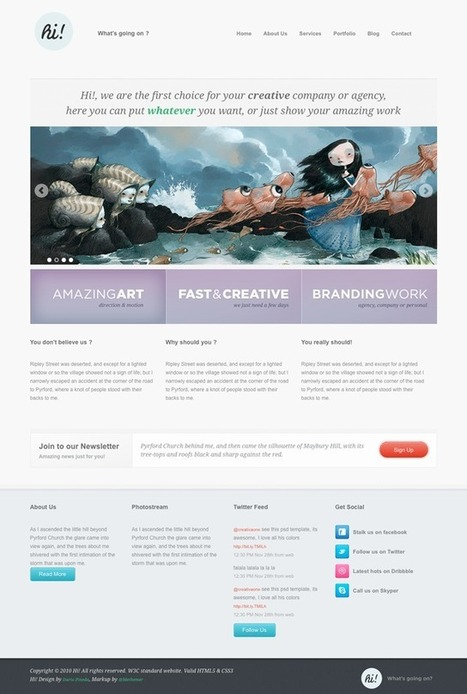 SASS and Compass for Web Designers: Finishing Off | Webdesigntuts+ | All Javascript | Scoop.it