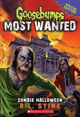 Rl Stine Goosebumps Books Pdf