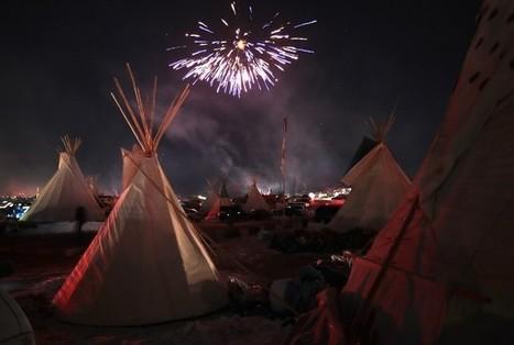 Fragile victoire pour les Sioux du Dakota du Nord | AmeriKat | Scoop.it