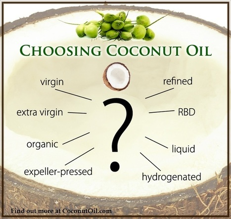 What Type of Coconut Oil is Best? How to Choose a Coconut Oil | Bicol Coconuts | Scoop.it