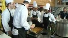 Les Maîtres Restaurateurs invitent les Anglais à l'aéroport Grenoble-Isère ! - France 3 Alpes   Restauration - restaurant   Scoop.it