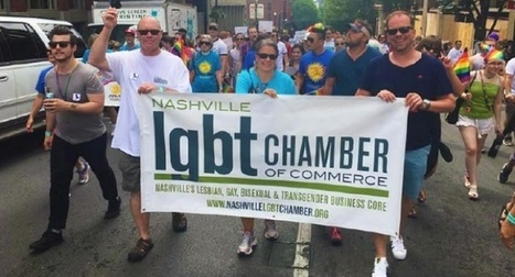 LGBT Chamber initiative encourages corporate activism | LGBT Online Media, Marketing and Advertising | Scoop.it