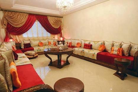 Vente salon marocain sur mesure pas cher | Salo...