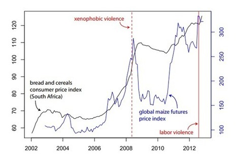 South Africa, Riots and the Price of Food | MIT Technology Review | Sustain Our Earth | Scoop.it