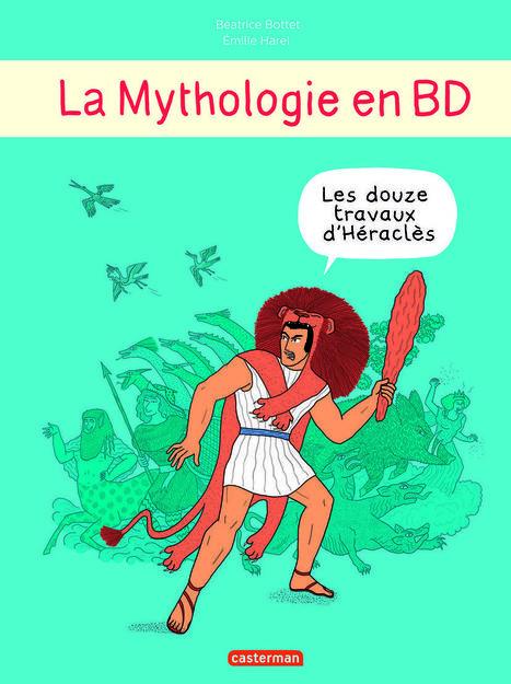 La mythologie grecque, c'est chouette | Salvete discipuli | Scoop.it