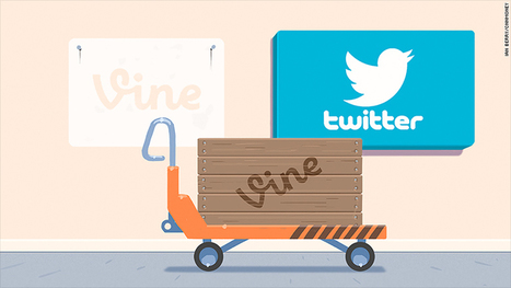 Twitter Officially Shuts Down Vine | CNN | SocialMoMojo Web | Scoop.it