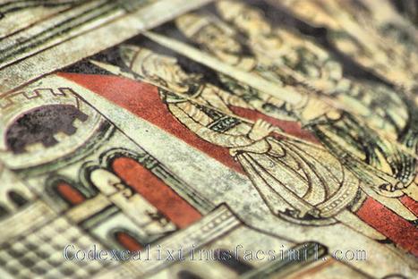 Codex Calixtinus: Deluxe Faksimile-Ausgabe des Codex Calixtinus | Codex Calixtinus | Scoop.it