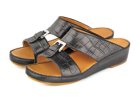 Santoni launches traditional Arabic sandal collection for men | Le Marche & Fashion | Scoop.it