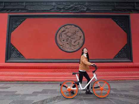 Chinese bike-sharing startup Mobike snags strategic investment from Foxconn | The Jazz of Innovation | Scoop.it