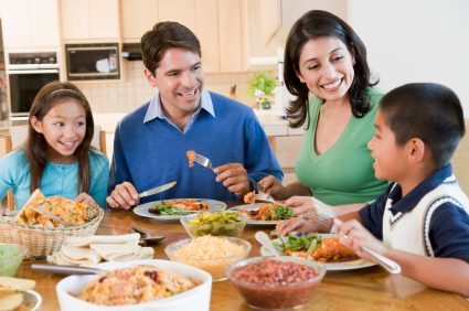 Quality Time At The Family Dinner Table   Gems for a Happy Family Life   Scoop.it