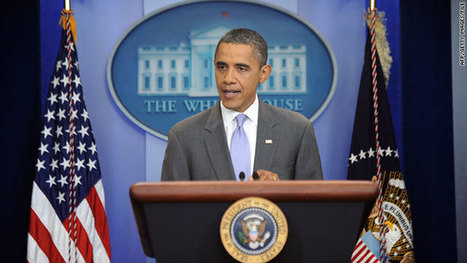 Obama orders 40 pc emissions cut by 2025   Sustainability and responsibility   Scoop.it