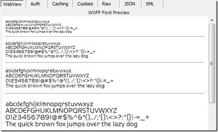 New Tricks in Fiddler 2.3.8.2 - Fiddler Web Debugger - Site Home - MSDN Blogs   javascript posts   Scoop.it