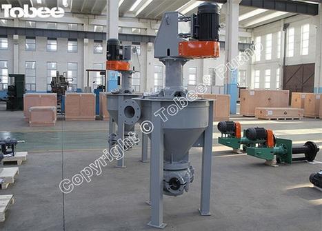 Vertical Froth Slurry Pump' in Tobee Pump | Scoop it