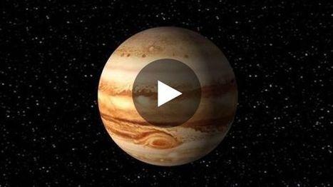 Jupiter aurait éjecté une planète gazeuse du système solaire il y a 4 ... - Maxisciences   Action Durable   Scoop.it