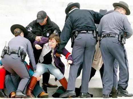 31 arrested in women's rights demonstration at Virginia State Capitol | Coffee Party Feminists | Scoop.it