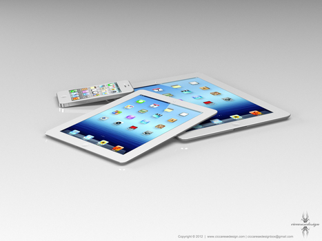 Here's Everything You Need To Know About Apple's Rumored 'iPad Mini' | Amazon Gadgets | Scoop.it