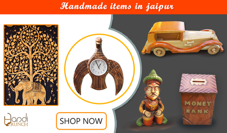 Indian handicrafts | Best Gifts ideas to Introd