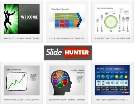 Download Free Business PowerPoint Templates And Diagrams At SlideHunter ~ The *Official AndreasCY* | Aprendiendo a Distancia | Scoop.it