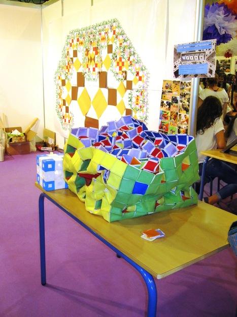 Fractales en la 12ª Feria de la Ciencia de Sevilla | MATEmatikaSI | Scoop.it