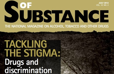 ARTICLE: Tackling the Stigma and Discrimination   Drugs, Society, Human Rights & Justice   Scoop.it