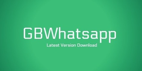 gb whatsapp' in android app | Scoop it