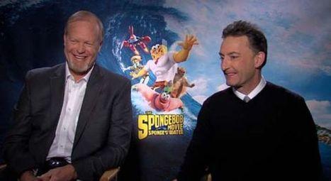 Tom Kenny & Bill Fagerbakke: Meet The Men Behind SpongeBob SquarePants & Patrick! | Breaking Into Voice Over | Scoop.it
